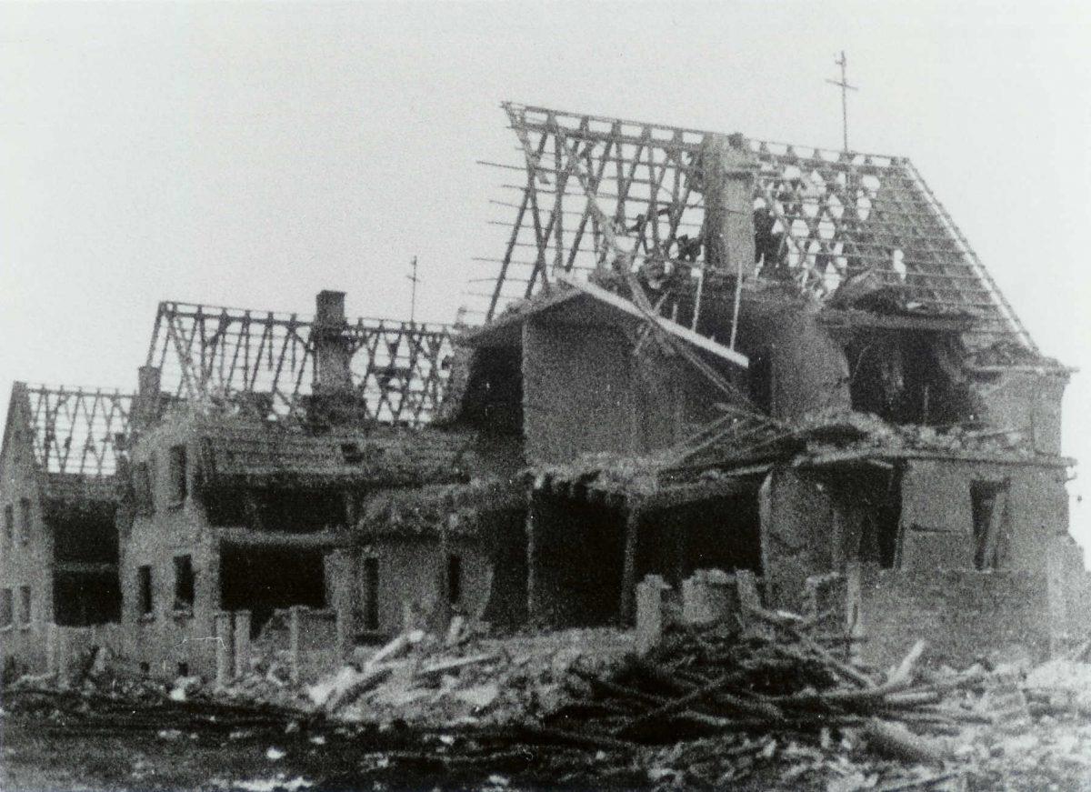 Vor 75 Jahren – Der Bombenabwurf auf Stockstadt am Rhein