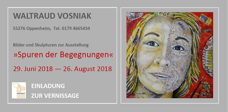 Humorvolle und symbolstarke Begegnungen – Neue Ausstellung im Hofgut Guntershausen