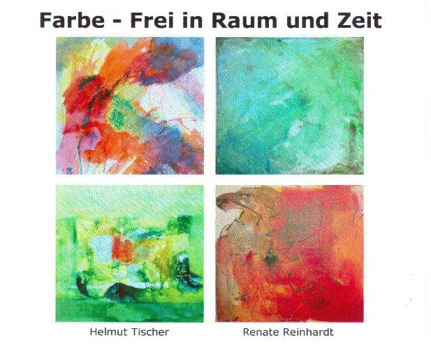"""""""Farbe – Frei in Raum und Zeit"""" – Neue Kunstausstellung auf dem Hofgut Guntershausen"""