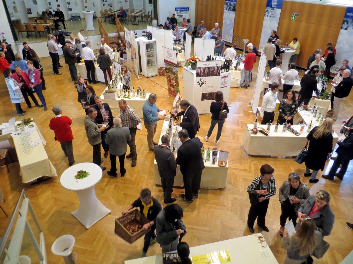 Die Fähr' fährt – zum WeinForum Guntersblum