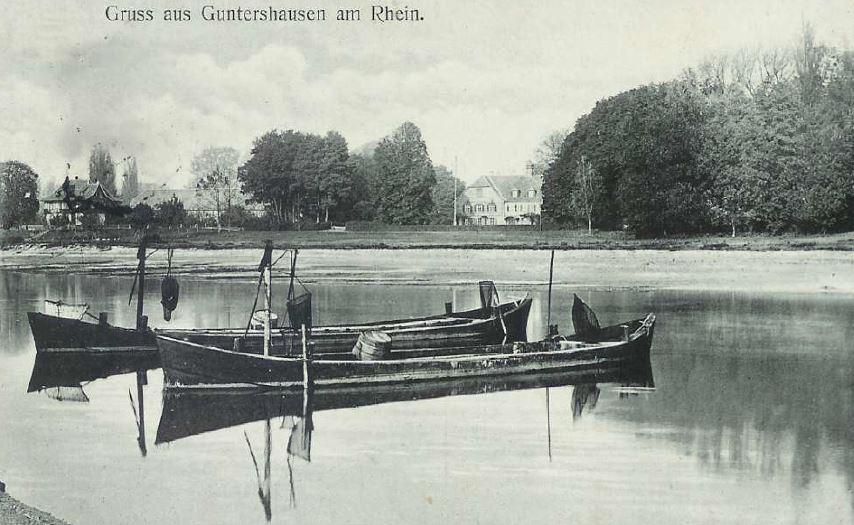 14. April 2019 – Führung: Auf historischen Spuren – vom Altrhein zum Hofgut Guntershausen