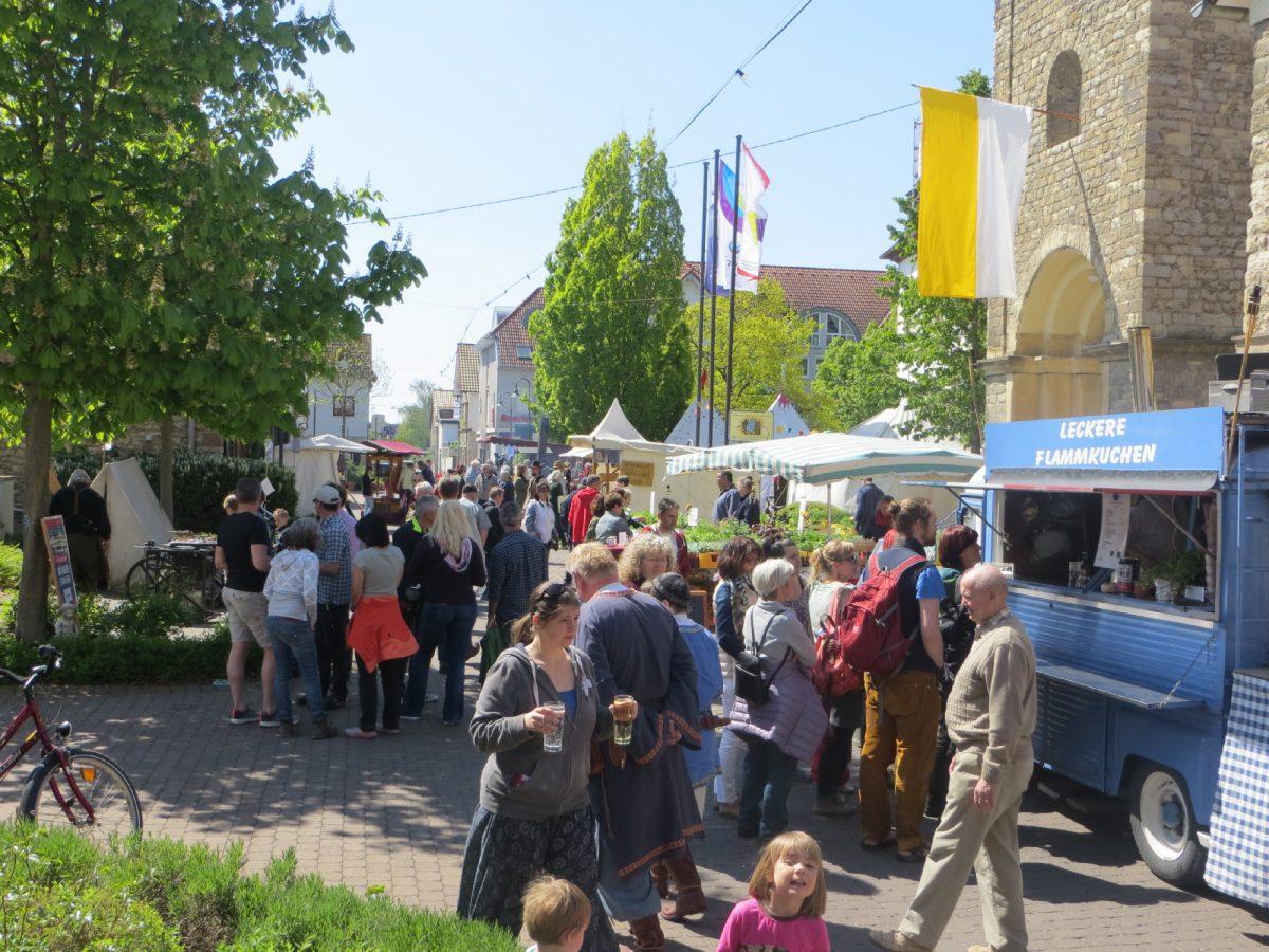 Hinweis zum Fähr-Aktionstag und zum Guntersblumer Leininger Markt