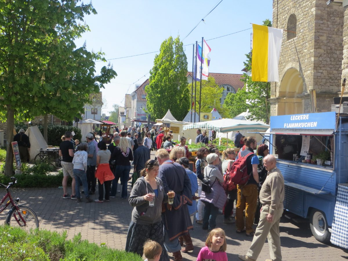 Kellerweg-Fest in Guntersblum & Fähraktionstag am 18. August