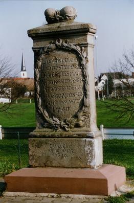 Hofgutnachmittag: Die Herrensteine bei Stockstadt am Rhein