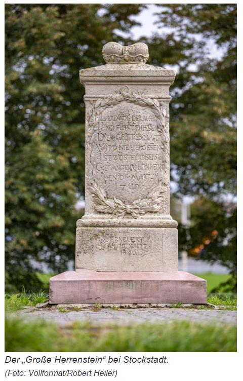 Ried-Echo vom 9.10.2019: Zwei Gedenksteine für ein Ereignis