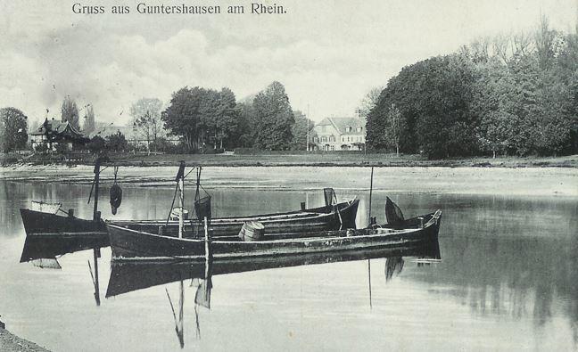Führung: Auf historischen Spuren – vom Altrhein zum Hofgut Guntershausen