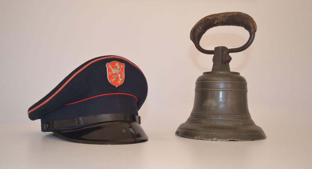 Aus dem Stockstädter Museum – Die Schelle des Polizeidieners